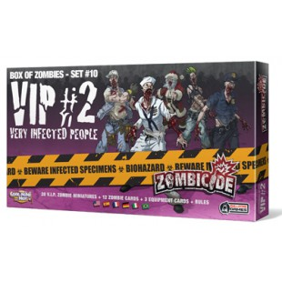 Zombicide - VIP: Very Infected People #2