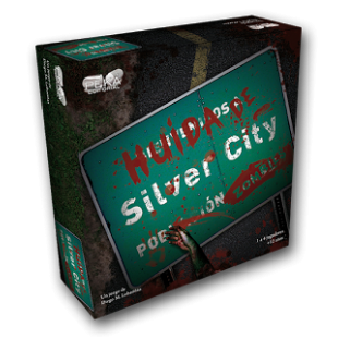 Huida de silver city [Segunda mano]