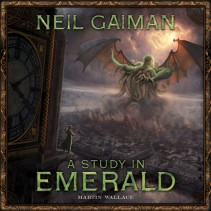 Neil Gaiman: Estudio en Esmeralda