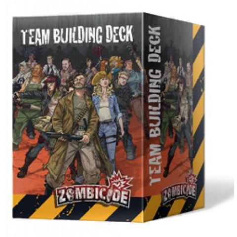 Zombicide: Team Building Deck