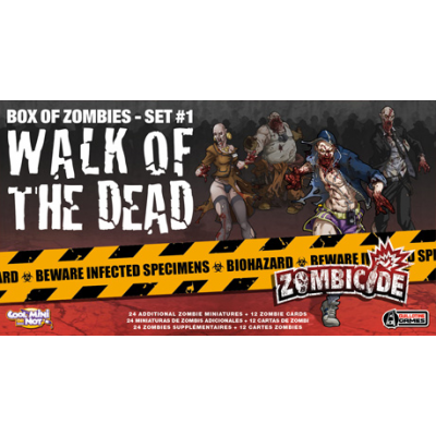 Zombicide: Walk of the Dead #1