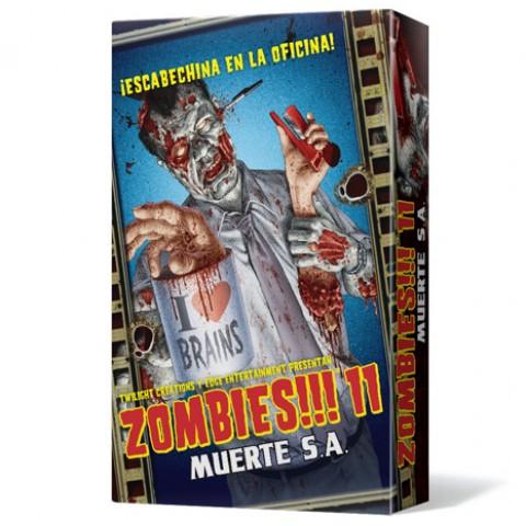 Zombies!!! 11: Muerte S.A