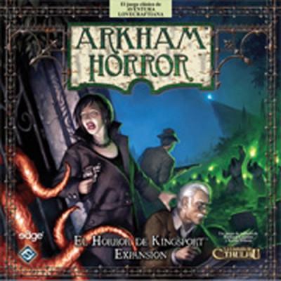 Arkham Horror: El Horror de Kingsport