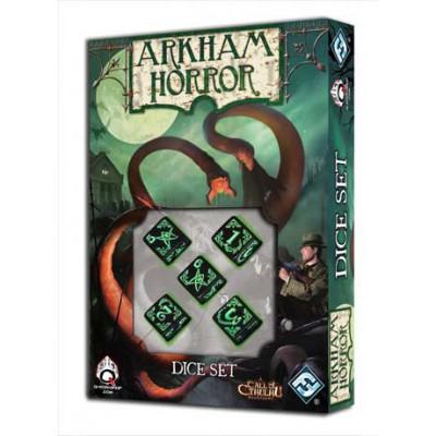 Arkham Horror: Set de dados