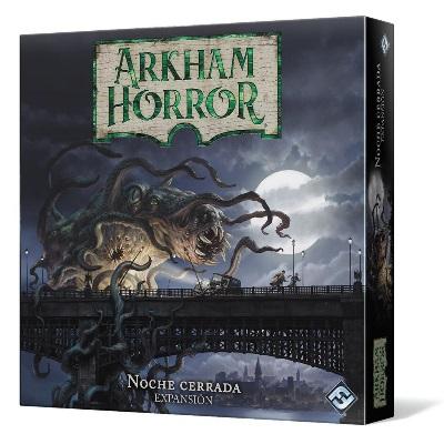 Arkham Horror 3ª edición: Noche cerrada