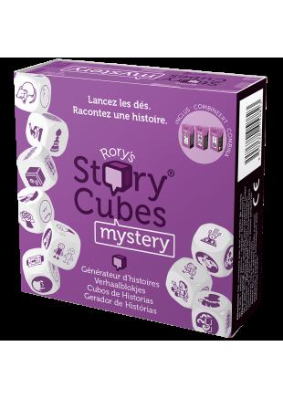 Story Cubes Mysteri