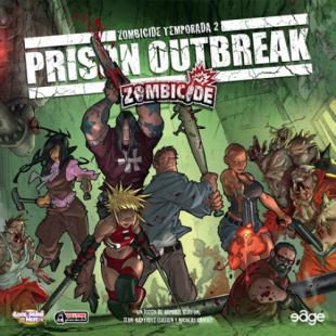 Zombicide Temporada 2 : Prison Outbreak