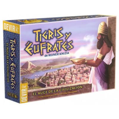Tigris y Eufrates (Español)