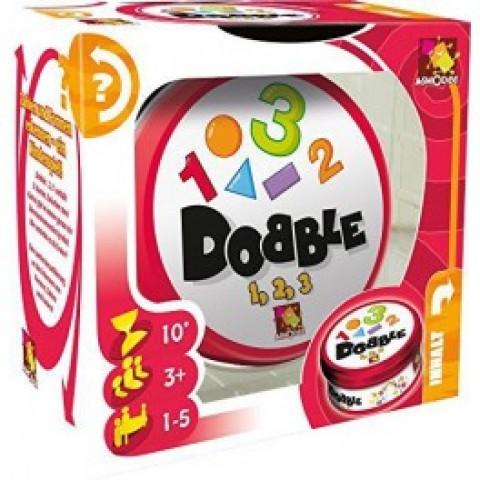 Dobble 1,2,3 - Formas y números