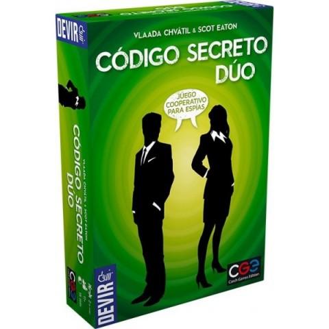 Código Secreto: DUO
