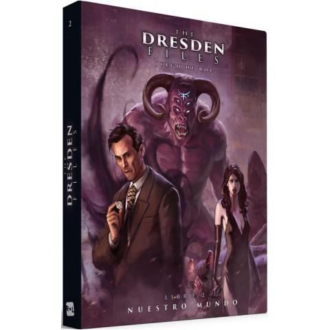 The Dresden Files: El juego de Rol - Nuestro Mundo