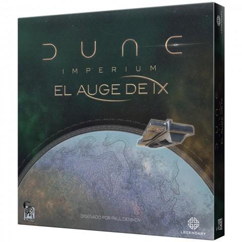 [PREVENTA] Dune Imperium: El Auge de Ix