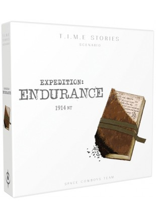 T.I.M.E Stories:  Expedition ENDURANCE (Ingles)