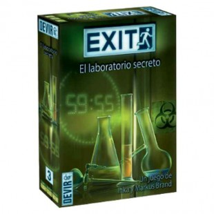 Exit: El Laboratorio Secreto