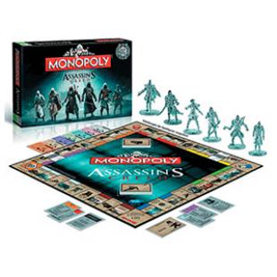 Monopoly Assasin's Credd