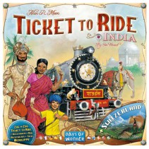 Aventureros al tren: 2- India