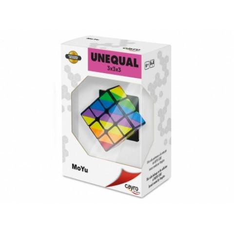 Cubo: Unequal