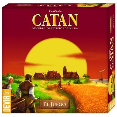 Los Colonos de Catan (Nueva Edic. 2015)