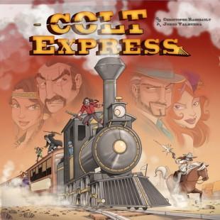 Colt Express (Español)