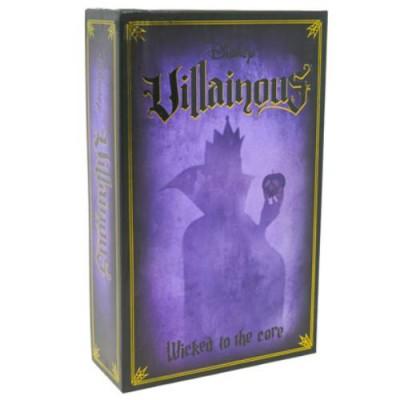 Disney Villanos: Wicked to the Core (castellano)