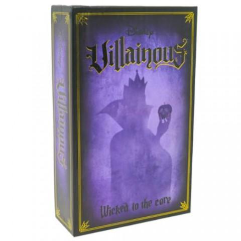 Disney Villanos: Wicked to the Core