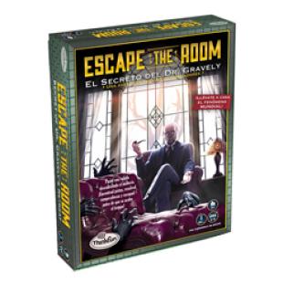 Escape the Room: El secreto del Dr. Gravely