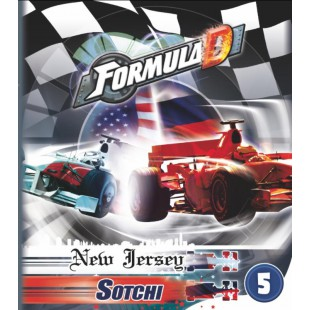Formula D - Exp5: New Jersey/ Sotchi
