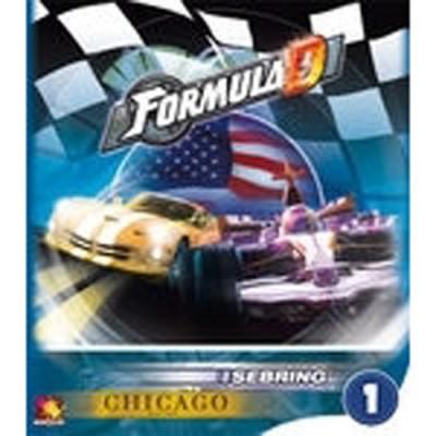 Formula D - Exp1: Chicago y Sebring