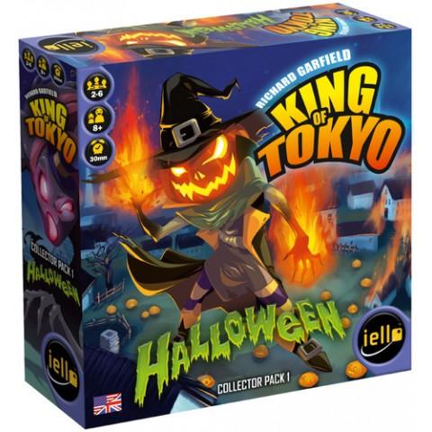 King of Tokyo: Halloween (Español)