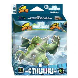 King of Tokyo: Serie Monstruos 01 - Cthulhu