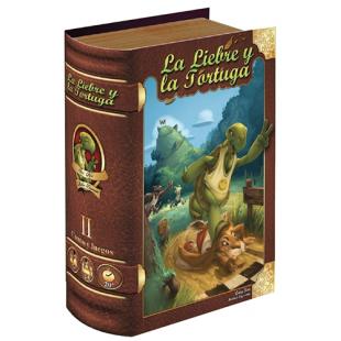 La Liebre y la Tortuga (Formato Libro)
