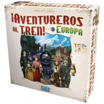 ¡Aventureros al tren! Europa 15 Aniversario [PREVENTA]