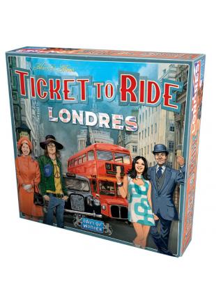 Aventureros al Tren: Londres