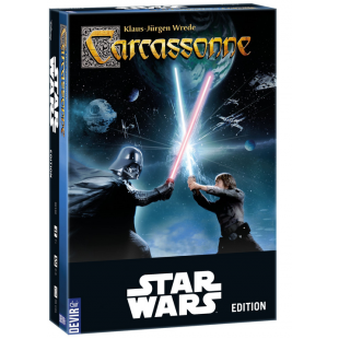 Carcassonne: Star Wars (Español)