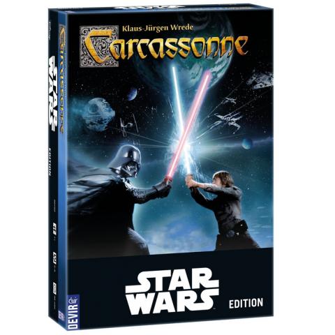 Carcassonne: Star Wars