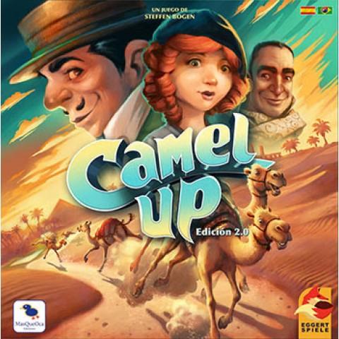 Camel Up 2ª Edición