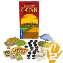 Catan: Expansió  5-6 jugadors (Catalán)