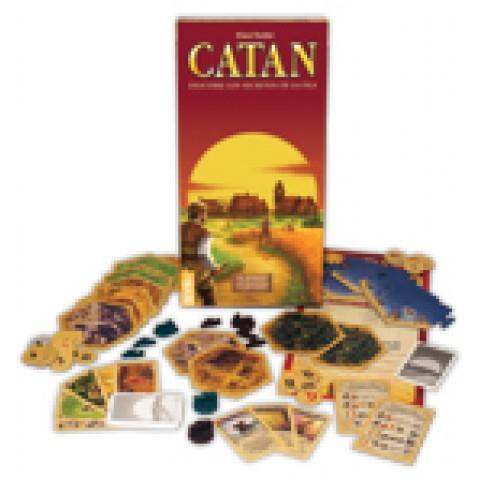 Catan: Expansión  5-6 jugadores (Nueva Edición)