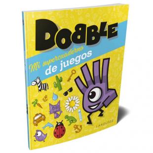 Dobble: Mi supercuaderno de juegos