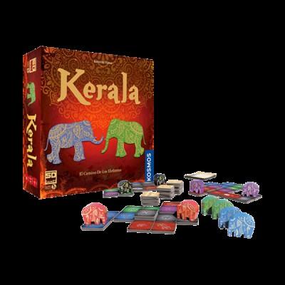 Kerala: el Camino de los Elefantes