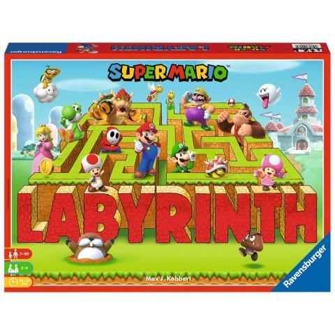 Labyrinth: Super Mario