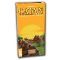 Catan: Mercaderes y Bárbaros Exp. 5-6 jugadores (Nueva Edición)