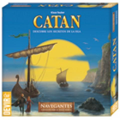 Catan: Navegantes (Nueva Edición)