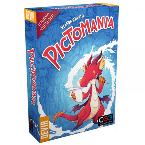 Pictomania (Segunda edición)