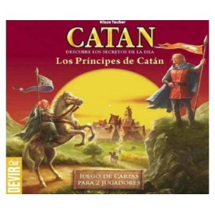 Los colonos de Catan: Principes de Catan