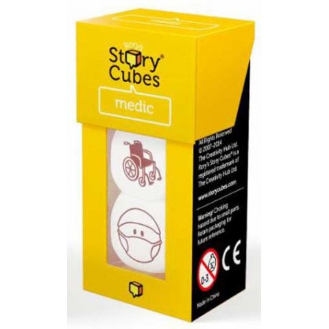 Story Cubes: Medicina