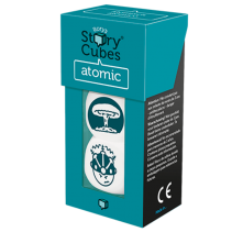 Story Cubes Expansión: Atómico