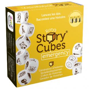 Story Cubes: Emergency