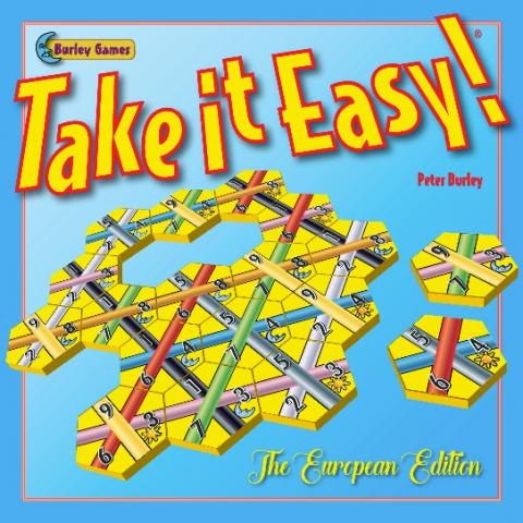 TAKE IT EASY!
