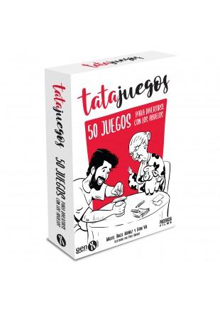 Tatajuegos: 50 juegos para divertirse con los abuelos